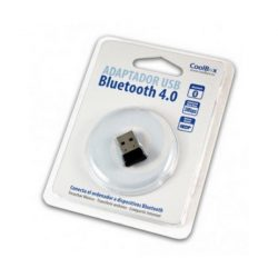 Mini Bluetooth vevő CoolBox COO-BLU4M-15 15 m Fekete