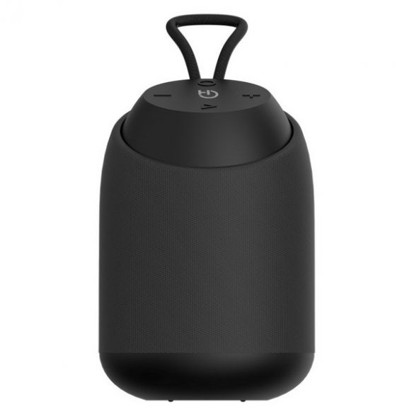 Vezeték nélküli Bluetooth Hangszóró Hiditec SPBL10004 2000 mAh 5W Fekete