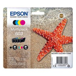 Eredeti tintapatron (4 darab) Epson 603 Multipack