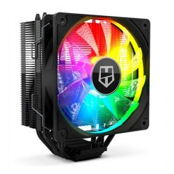Doboz Ventilátor Gaming NOX H-224 Ø 12 cm RGB
