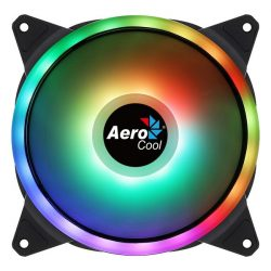 Doboz Ventilátor Aerocool AE-CFDUO14 1000 rpm (Ø 14 cm) RGB
