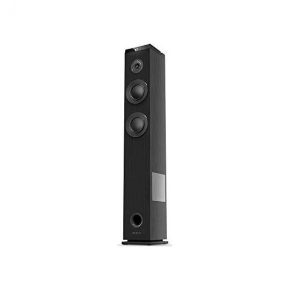Bluetooth Hifi Torony Energy Sistem Tower 5 G2 Ebony 65W Fekete