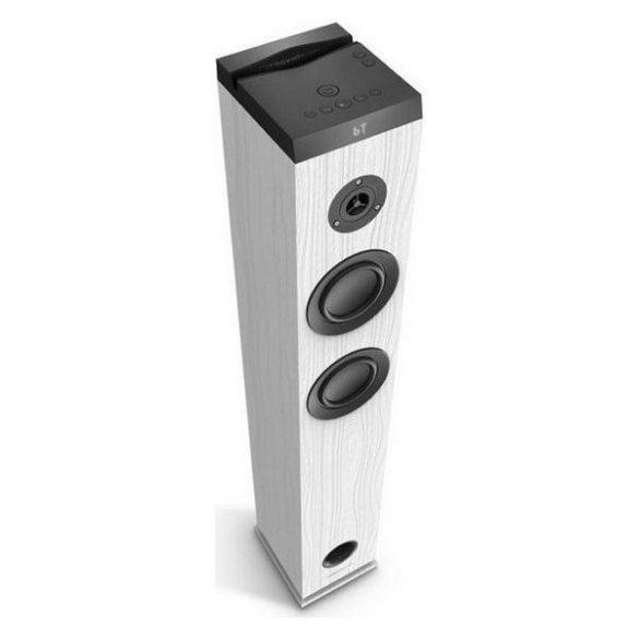 Bluetooth Hifi Torony Energy Sistem Tower 5 G2 Ivory 65W Fehér