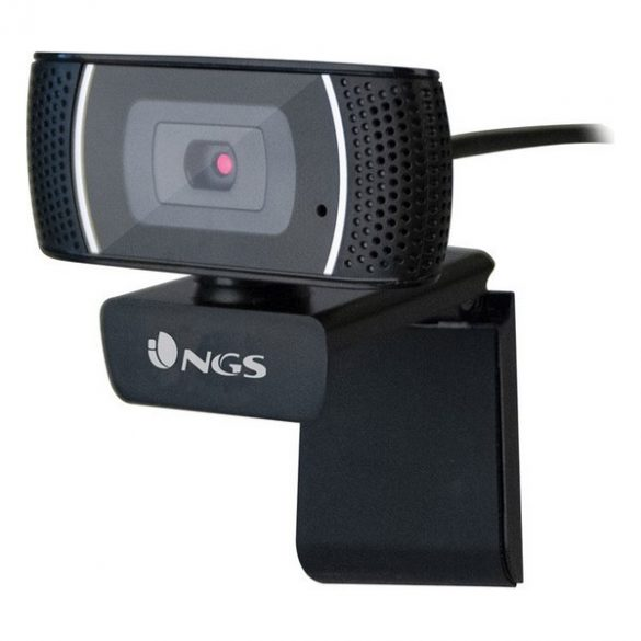 Webkamera NGS XPRESSCAM1080 1080 px Fekete