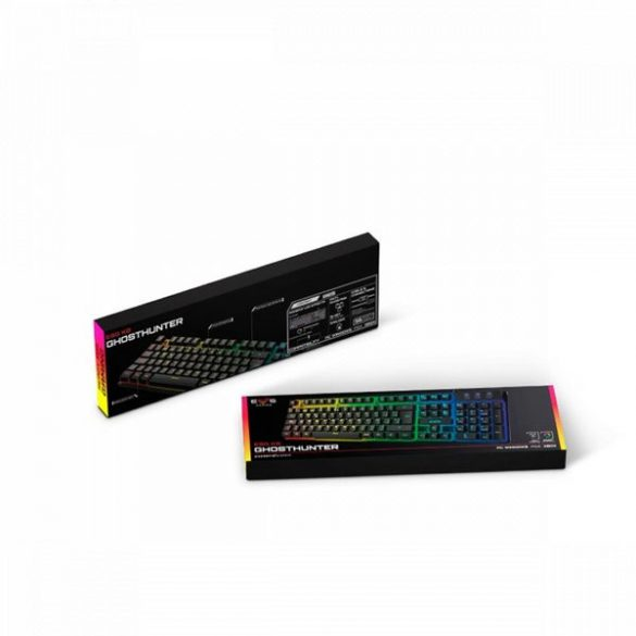 Gamer Billentyűzet Energy Sistem 452088 LED RGB