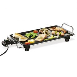 Barbecue Princess Table Grill Pro 2000W Fekete