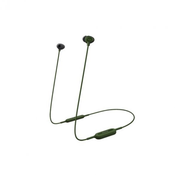 Sport Bluetooth Headset Panasonic Corp. RP-NJ310BE USB