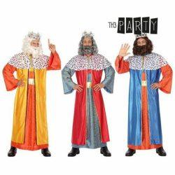 Felnőtt Jelmez 1354 Menyhért Szerecsen Király