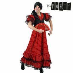 Felnőtt Jelmez 4569 Flamenco táncos