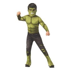 Gyerek Jelmez Hulk Avengers Rubies (8-10 év)