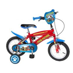 """Gyerek kerékpár The Paw Patrol 14"""" Piros Kék"""