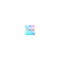 """Gyerek kerékpár Frozen 12"""" Világoskék"""