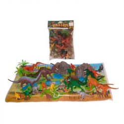 Dinoszaurusz szett