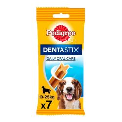 Kutya Snack Pedigree Dentastix Medium (180 g)