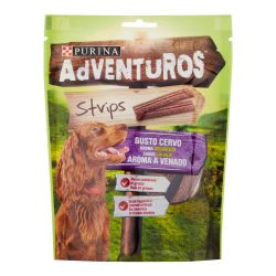 Kutya Snack Purina Adventuros Strip (90 g)