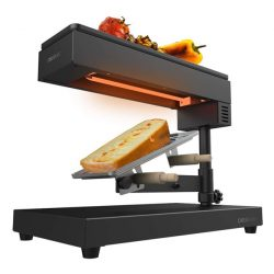 Elektromos Barbecue Sütőt Cecotec Cheese&Grill 6000 600W Fekete